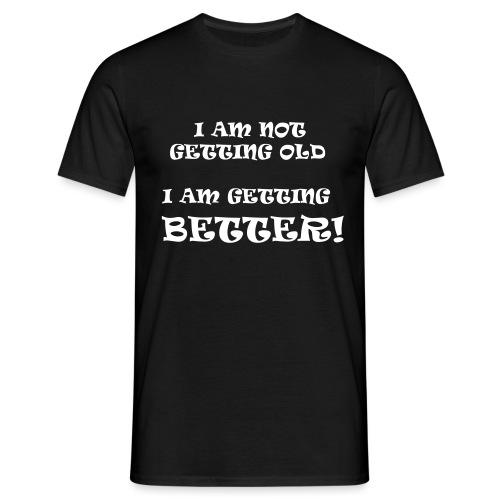 better - T-shirt Homme