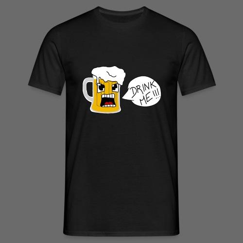 Bière - T-shirt Homme