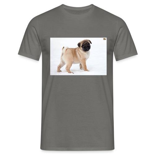 walker family pug merch - Men's T-Shirt