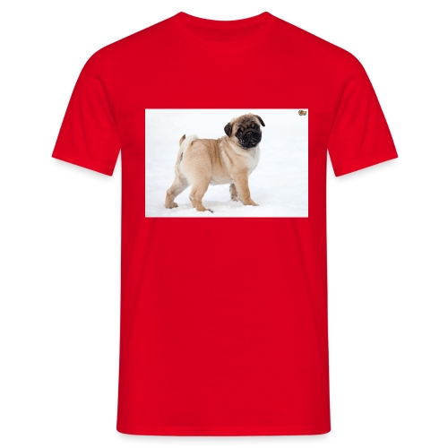 walker family pug merch - Men's T-Shirt