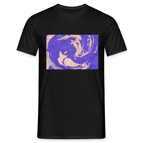 Marble 6 - Men's T-Shirt