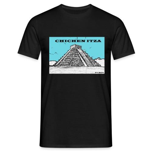 Pi Boy chichen itza - Camiseta hombre