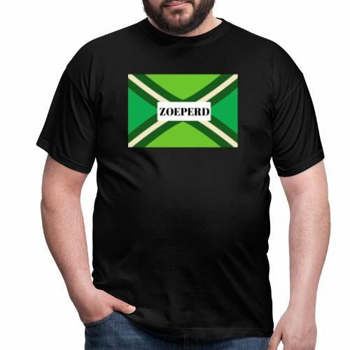 Zoeperd - Mannen T-shirt