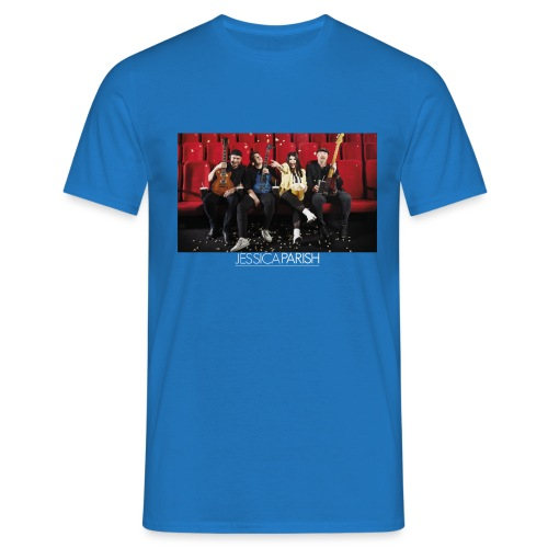 Jessica Parish Band - Männer T-Shirt