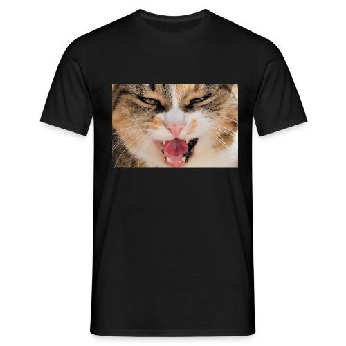 Kat - Mannen T-shirt