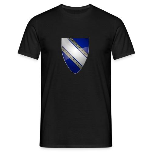 Champagne-Ardennes blason - T-shirt Homme