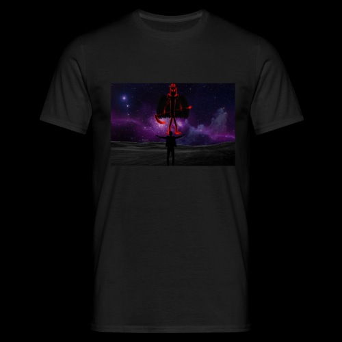 Praise The Dark One - Men's T-Shirt