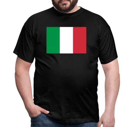 2000px Flag of Italy svg - Maglietta da uomo