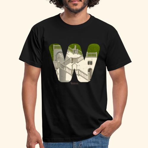 Vogelsauer Treppe - Männer T-Shirt
