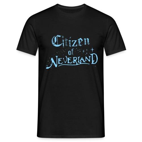Citizen_blue 02 - Men's T-Shirt