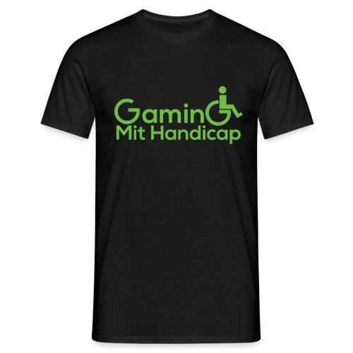 GamingMitHandicap - Männer T-Shirt