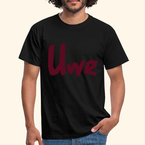 Uwe - Männer T-Shirt