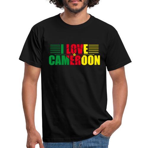 love cameroun - T-shirt Homme
