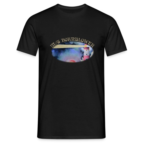 Light the Universe Front and Back - Miesten t-paita
