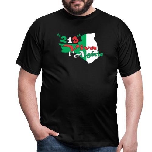 modelage 123 viva l'algerie - T-shirt Homme