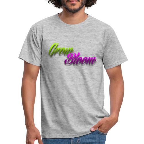Grow Bloom - Camiseta hombre
