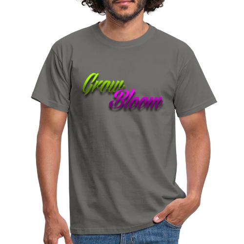 Grow Bloom - Camiseta hombre