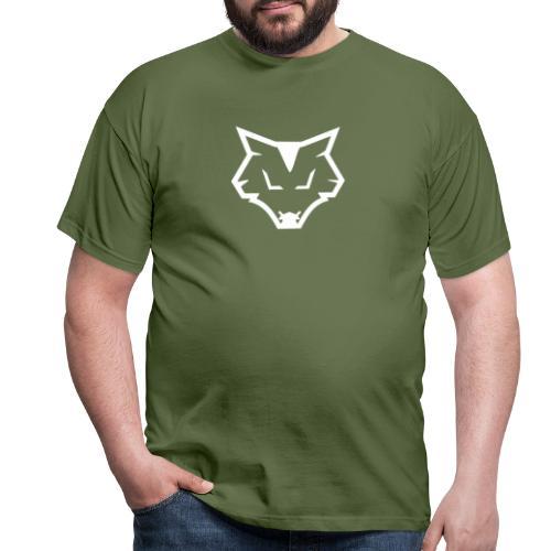 Lupoo marchiowhite - Maglietta da uomo