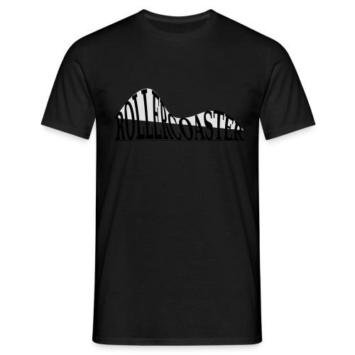 envelope_coaster - Herre-T-shirt