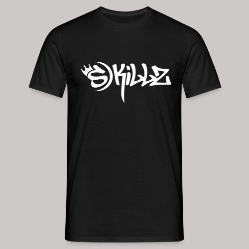 S Killz weiss - Männer T-Shirt