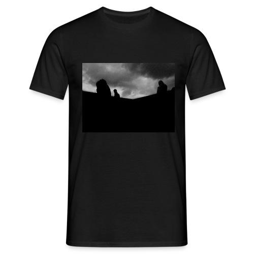 Dark - Camiseta hombre