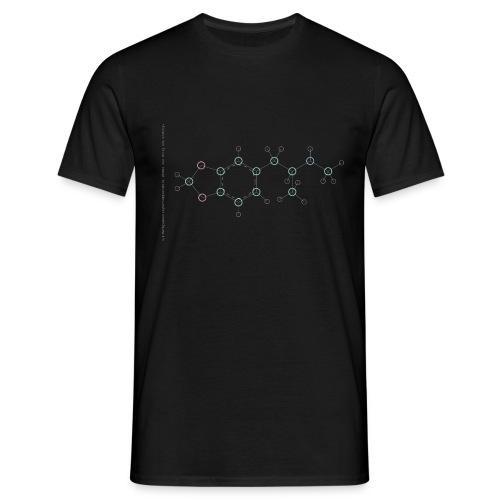 Molecule Molly - Light - Mannen T-shirt