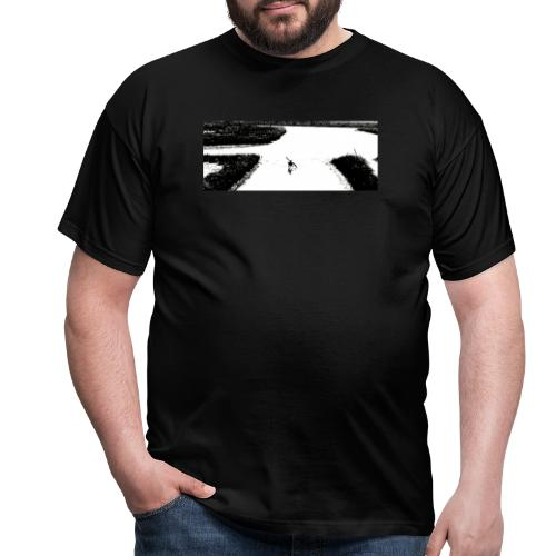 Lagune bei Venedig - Männer T-Shirt