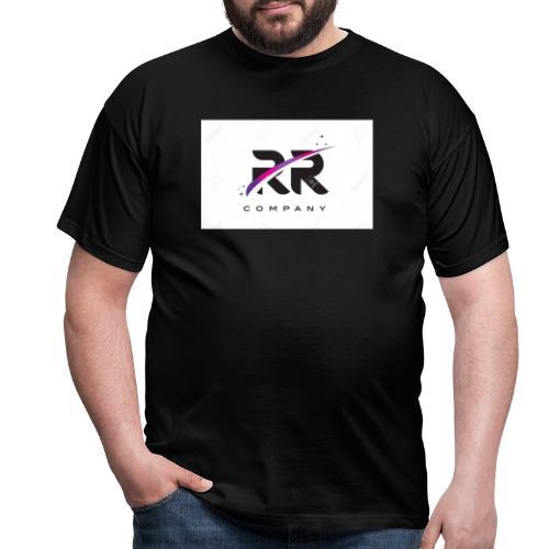 RR COMPANY - Camiseta hombre