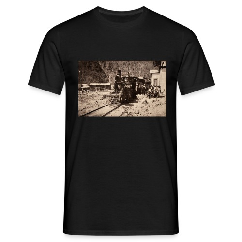 Peruvian train - Camiseta hombre