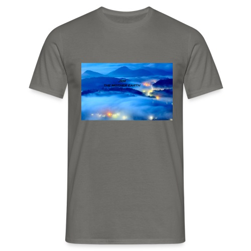 the mother earth collection 2017 - T-shirt Homme