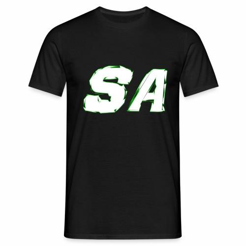 Vit SA Logo - T-shirt herr