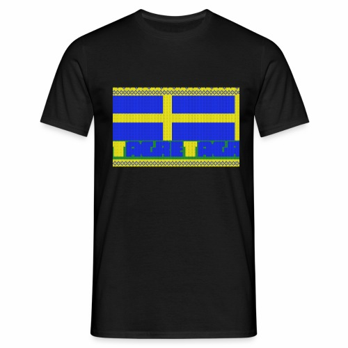 Gretas extreme ugly Sweater from Sweden!!!! - Männer T-Shirt