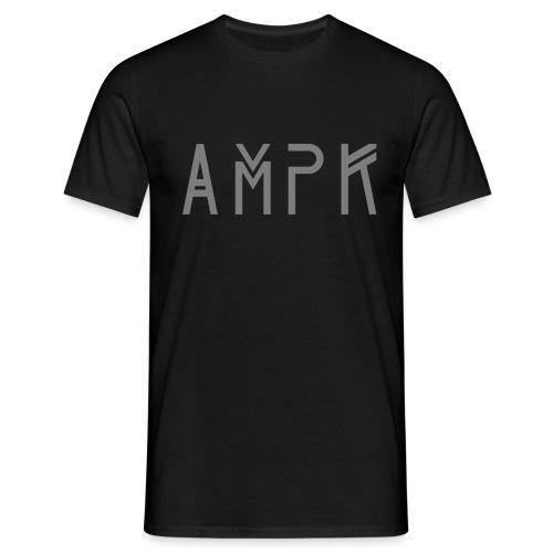 AMPKTechDarkGrey - Männer T-Shirt