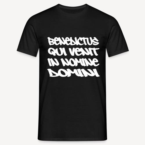 BENEDICTUS QUI VENIT - Men's T-Shirt