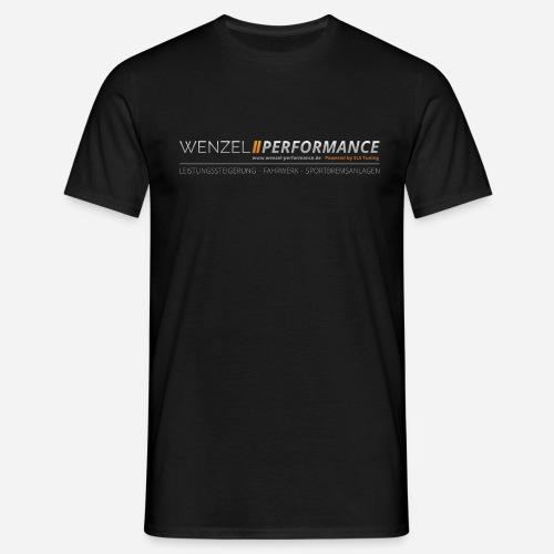 Performance Logo 4C - Männer T-Shirt
