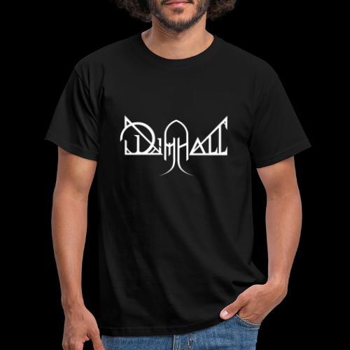 Dimhall White - Men's T-Shirt