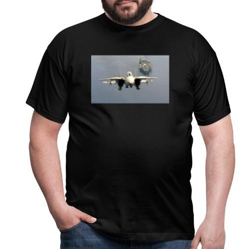 F 14A despegando - Camiseta hombre