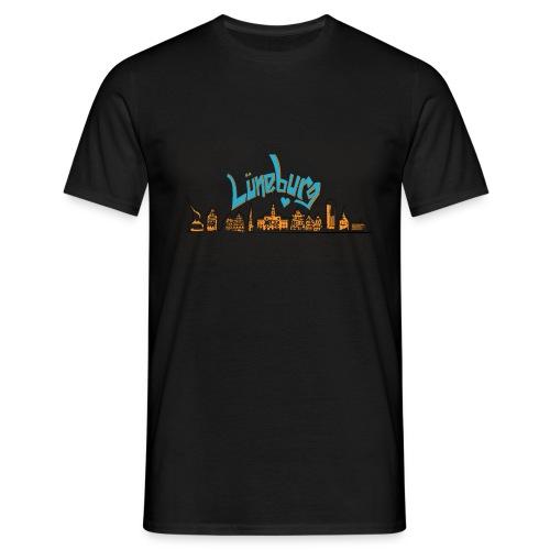 Lüneburg Design by deisoldphotodesign - Männer T-Shirt