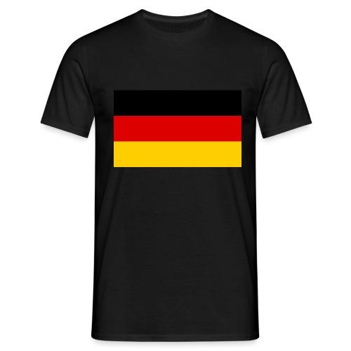 2000px Flag of Germany svg - Männer T-Shirt