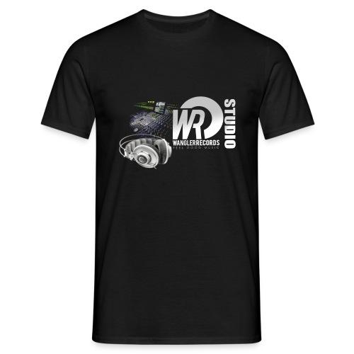 fond ecrand rose violet copie 5 - T-shirt Homme