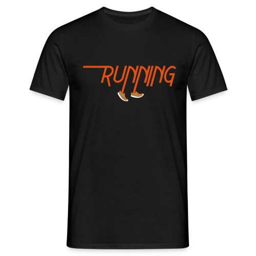 Running - Maglietta da uomo