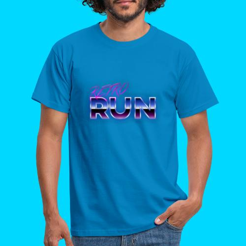 Retro Run Merch - Men's T-Shirt