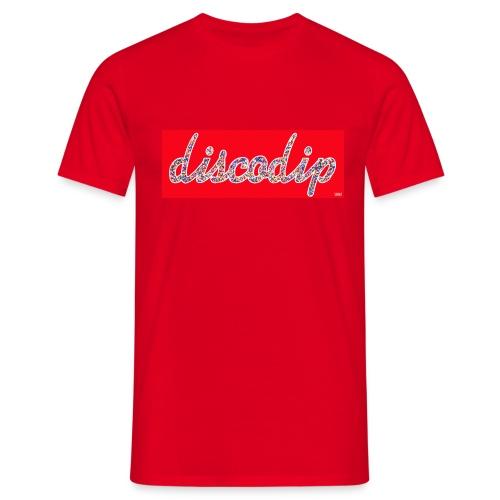 DISCODIP - Mannen T-shirt