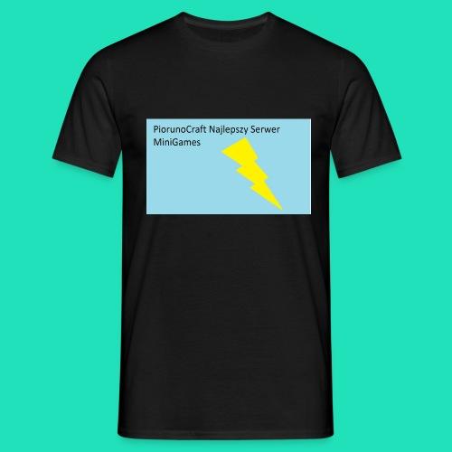 Piorunowe Na Telefon 5s - Koszulka męska