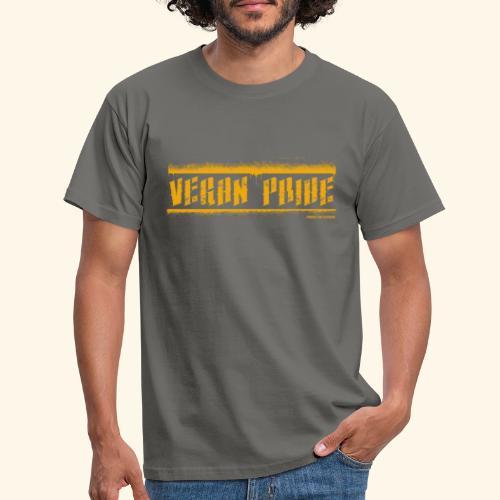 Vegan Pride - Men's T-Shirt