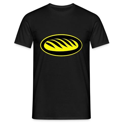 Icona del pane per le persone che amano il pane - Maglietta da uomo