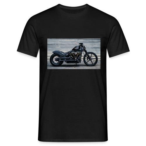 90FA00AB D227 47D2 BBE2 FFEAA0D9E087 - Männer T-Shirt