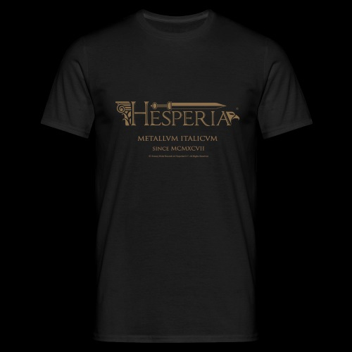 New Roman Logo - Men's T-Shirt