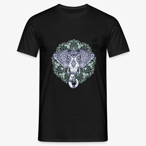 Blue Elephant - Camiseta hombre