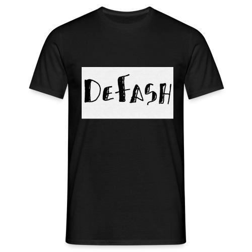 Defash1-png - T-shirt Homme
